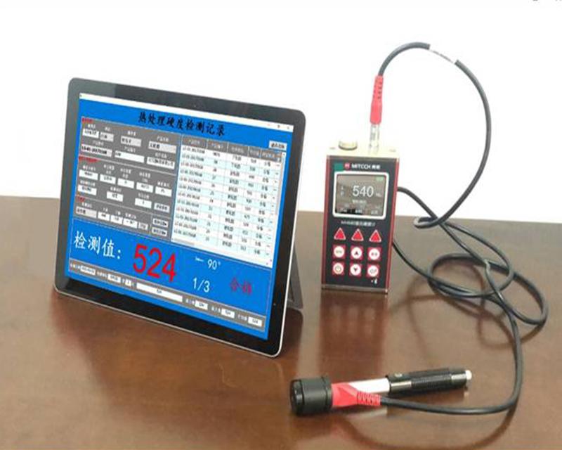 智能高精度硬度检测仪